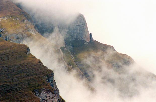 bucegi nori munte
