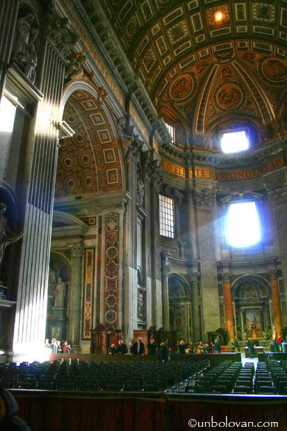 vatican biserica sfantul petru