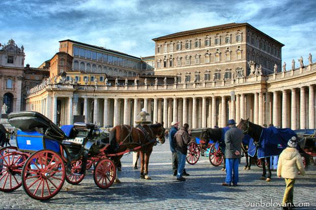 vatican piata sfantul petru