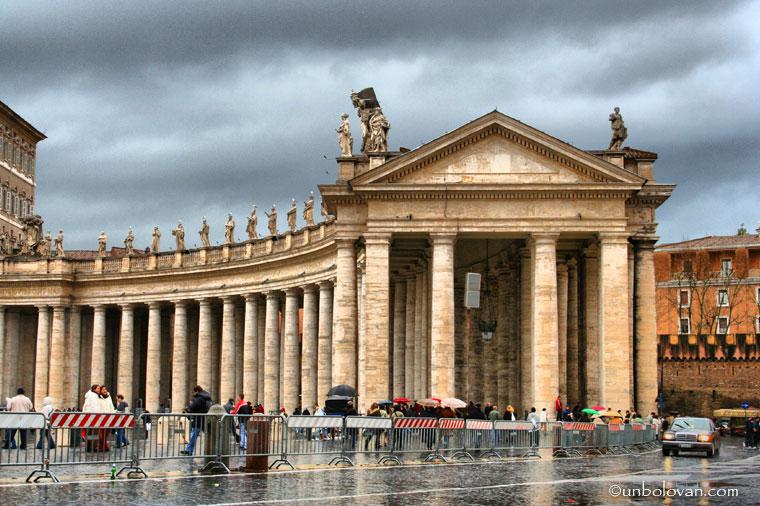 roma vatican sfantul petru