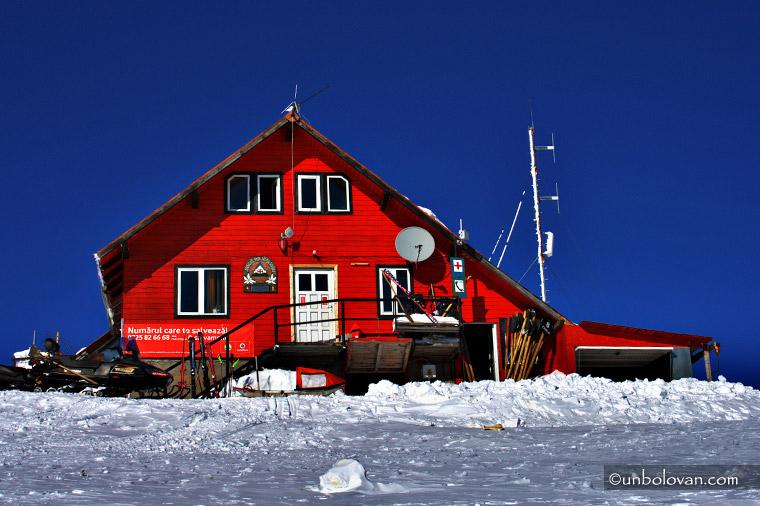 sinaia iarna cota 200 schi ski