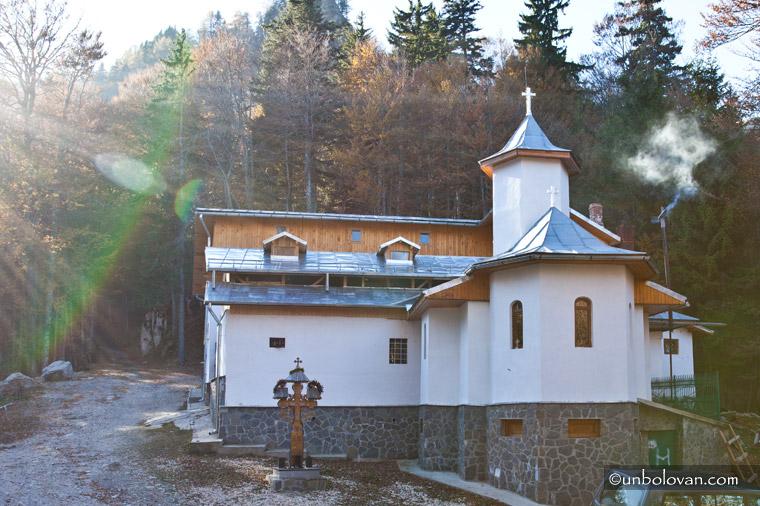 parintele haralambie manastirea paltinis