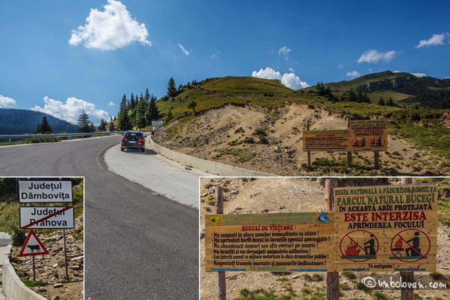 DJ 713. Limita accesului auto pe platoul Bucegilor. Beneficiile asfaltării.