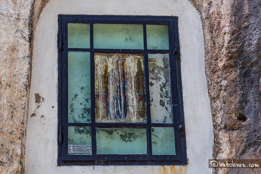 Stâncile Sfânta Ana. Icoane vechi, icoane noi. Memento.