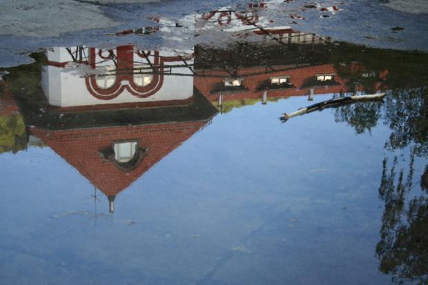 reflexie in apa