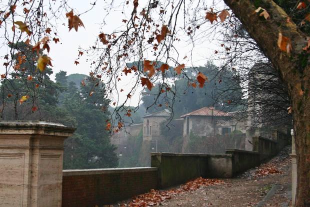roma gradinile borgia