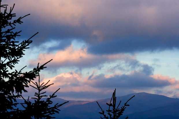 bucegi toamna cer nori