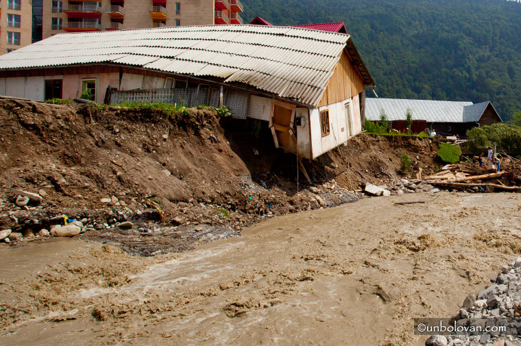 furtuna sinaia casa luata de apa