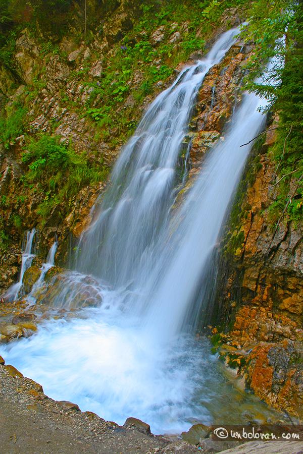 Cascada Urlatoarea - Busteni