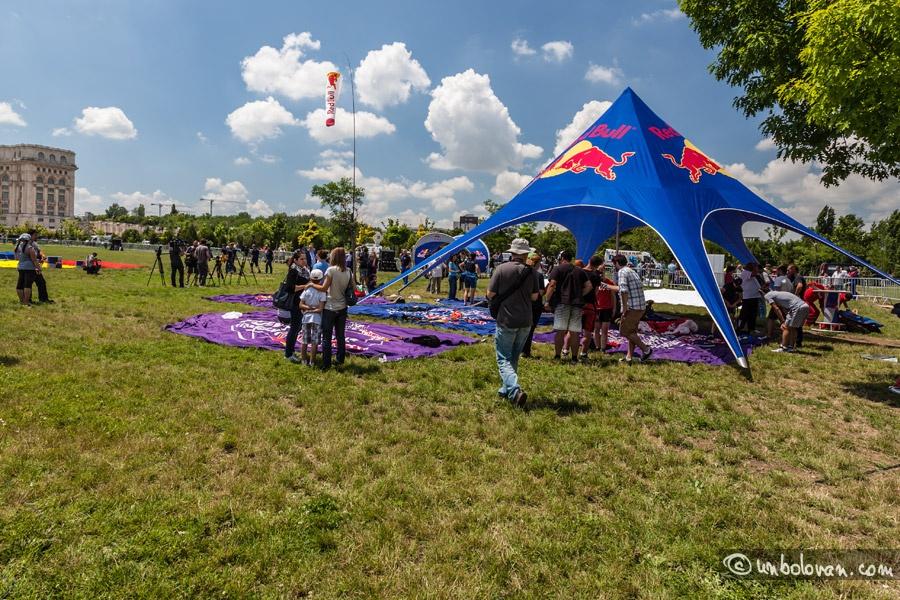 Paraşutism - Red Bull Ordinul Smaranda 2013