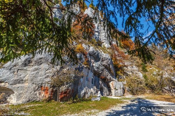 La Sfânta Ana, o zi de octombrie în Bucegi