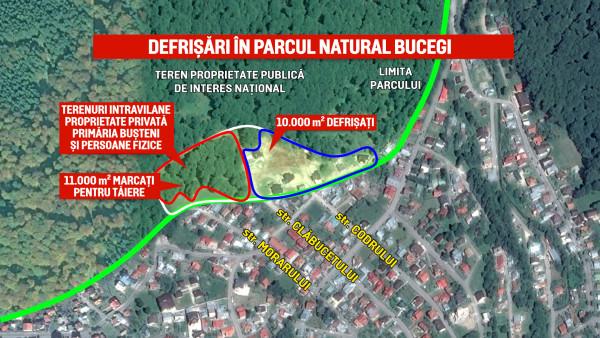 ROMÂNIA TE IUBESC: BUCEGI - INTRAVILAN 25 oct. 2015