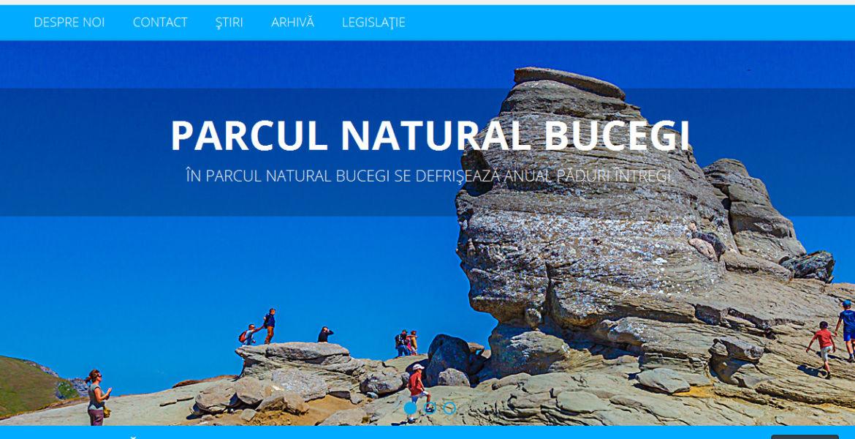 Parcul Natural Bucegi - parculnaturalbucegi.ro